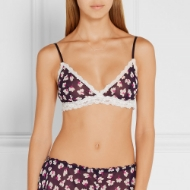 Picture of Flower Print Bralette