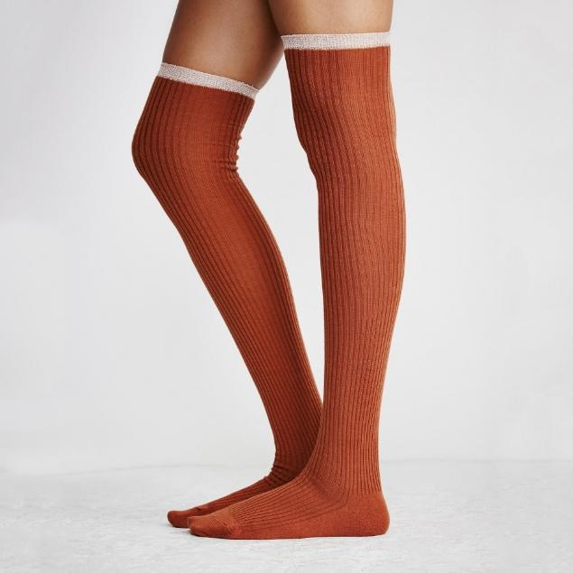 Picture of Long Strippen Socks