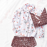 Picture of Star Print Pyjama Set