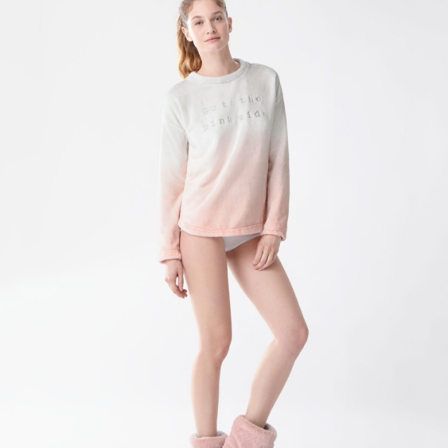 Picture of Long Sleeve Pyjama Top