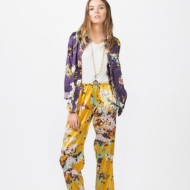 Picture of Flower Print Pyjama Set