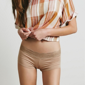 Picture of Cotton Dream Shorts - Cappuccino